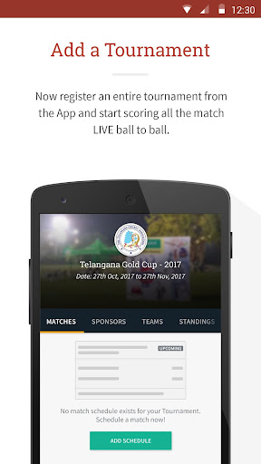 CricHeroes - The Ultimate Cricket Scoring App 3.9 screenshots 8