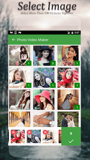 Photo Video Maker with Music 1.0.4 screenshots 1