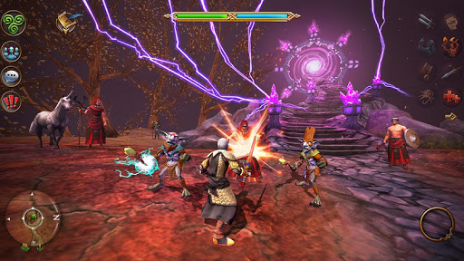 Celtic Heroes - 3D MMORPG 2.67 screenshots 6
