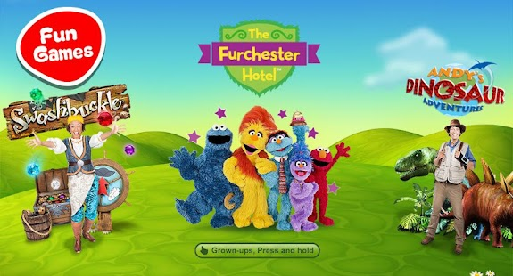 BBC CBeebies Playtime- screenshot thumbnail