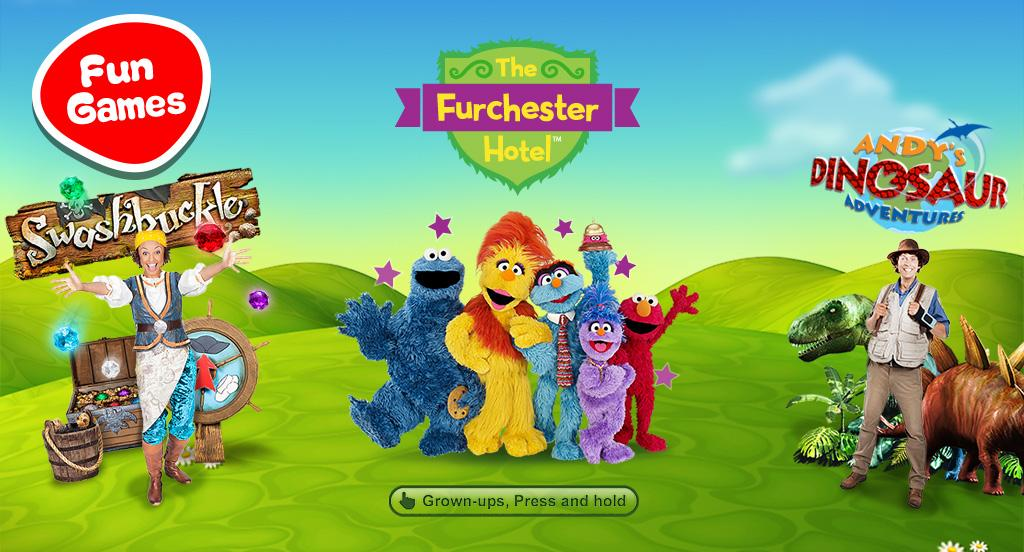 BBC CBeebies Playtime- screenshot