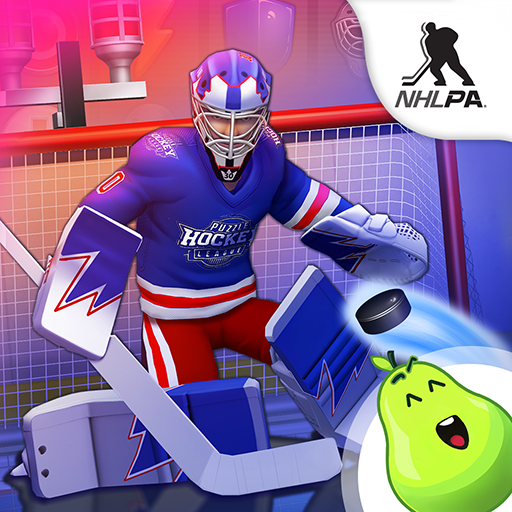 Puzzle Hockey - Official NHLPA Match 3 RPG Icon