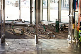 Photo: Google Brand Sculpture