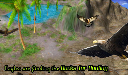 玩免費冒險APP|下載鴨救援野鷹攻擊 app不用錢|硬是要APP
