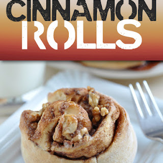 Paleo Breakfast Cinnamon Rolls