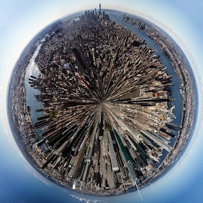 New York dall'alto di daniele1357