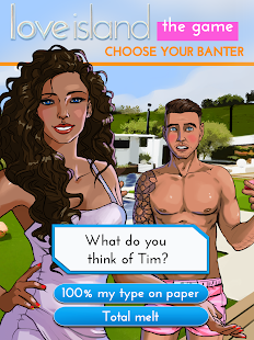 Love Island: The Game poster