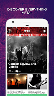 Metal Amino for Heavy Metal Music Fan- screenshot thumbnail