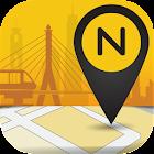 NOSTRA Map - GPS Navigation icon