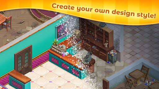 Cooking Paradise - Puzzle Match-3 game 0.7.27 screenshots 1