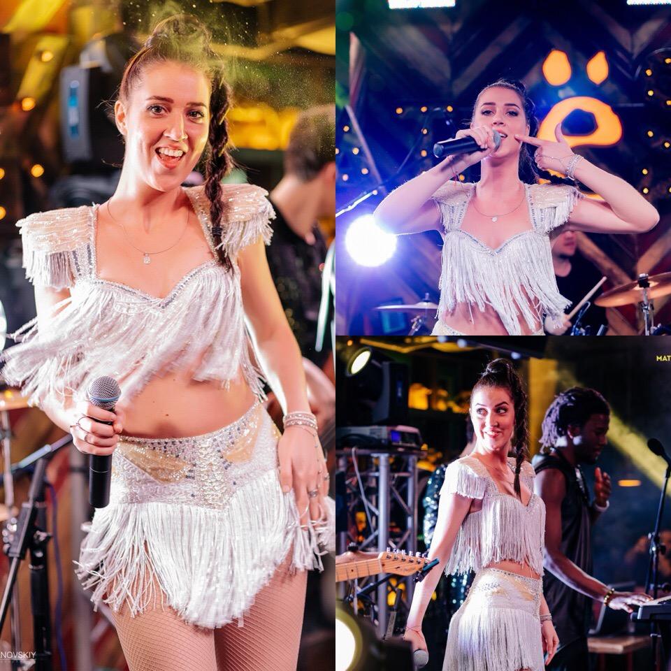 Кавер-группа DanceMachine в Самаре
