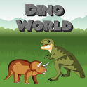 Dino World - Puzzle & Trivia icon