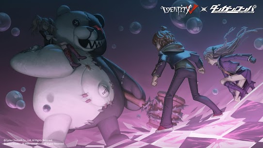Identity V-Danganronpa first Crossover has started 1