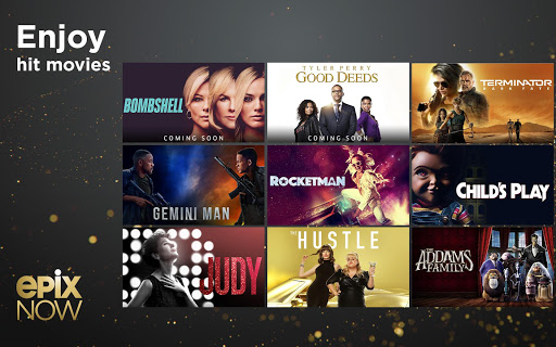 EPIX NOW: Watch TV and Movies screenshot 14