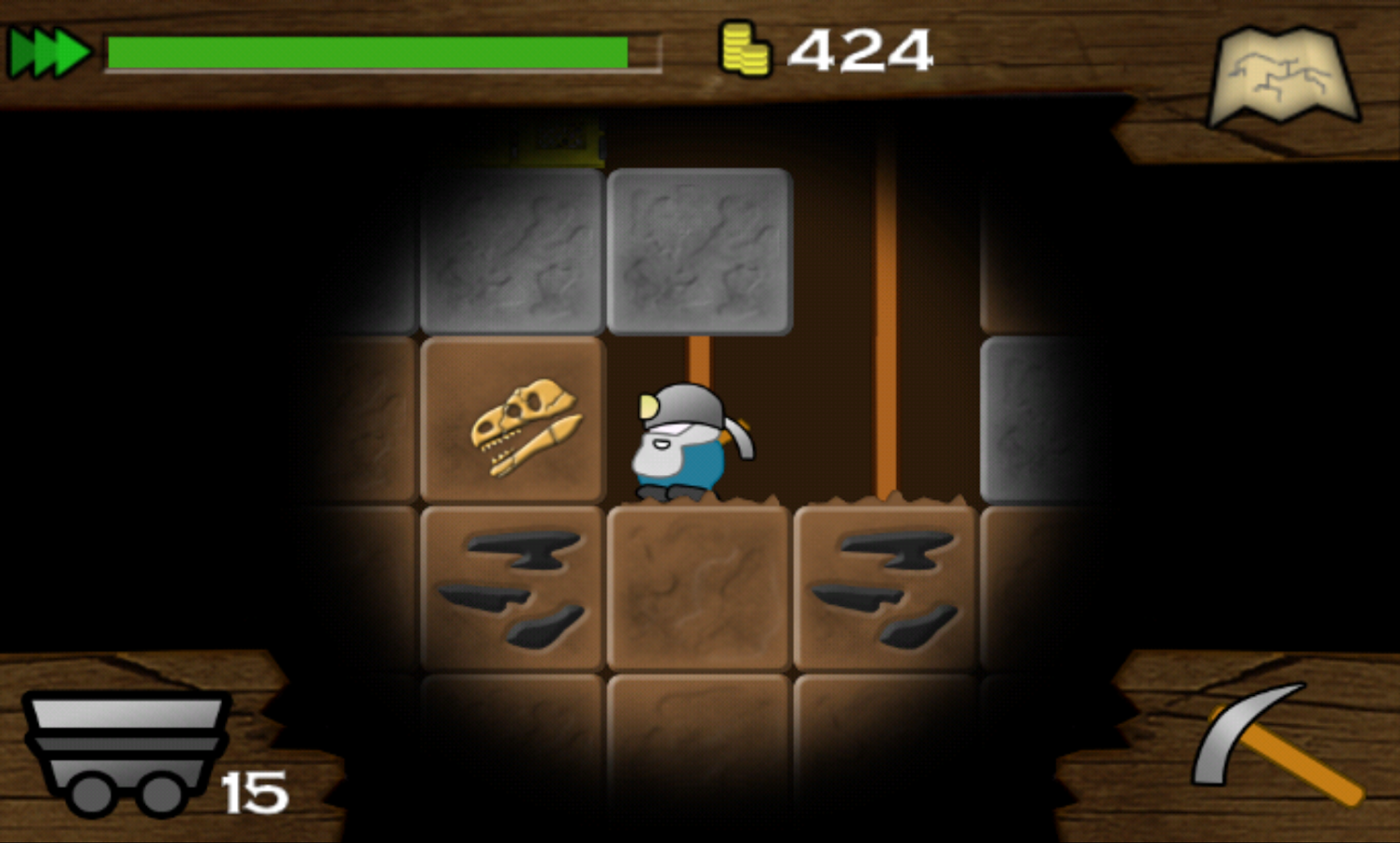 Gem Miner: Dig Deeper- screenshot