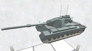 Conqueror Mk.Ⅱ ディティールちょいアップ版