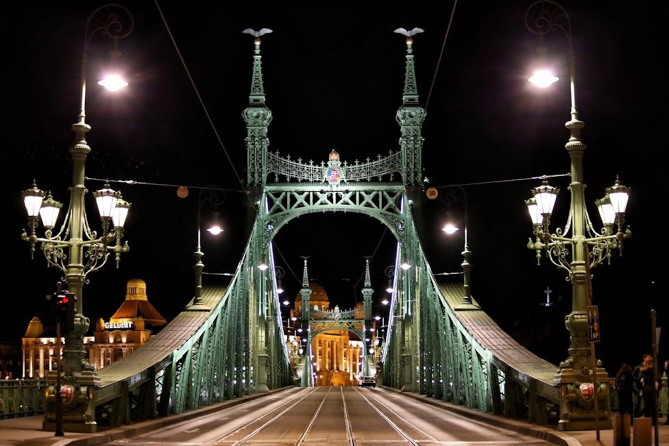Most Wolności (Szabadság hid), Budapeszt