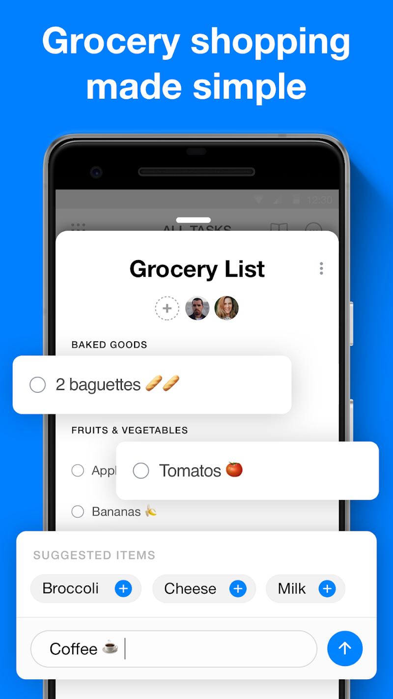 Any.do: To do list, Calendar, Reminders & Planner Screenshot 5