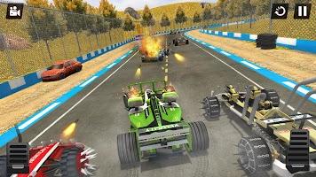 Formula Car Crash Racing 2020