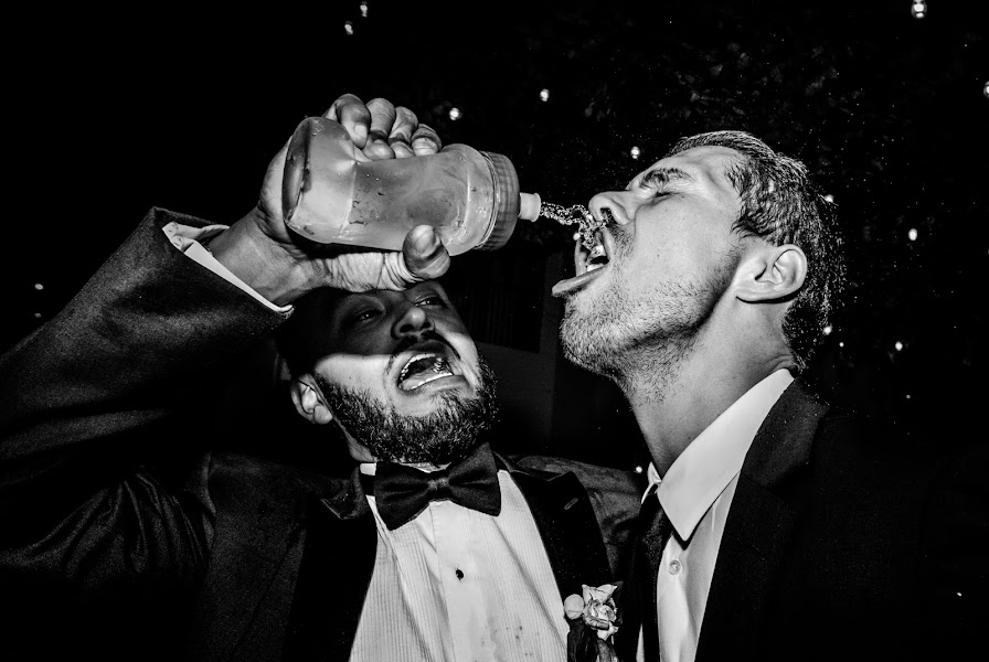 Wedding photographer Gustavo Liceaga (GustavoLiceaga). Photo of 30.12.2016