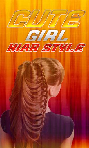 Cute Girls Hair Styles 2016