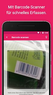 YAZIO Kalorienzähler: Ernährungsplan zum Abnehmen Screenshot