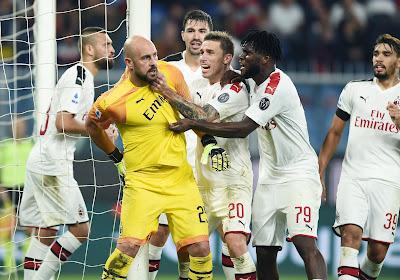 L'AC Milan a concédé le match nul 2-2 contre Lecce