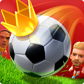World Soccer King - Multiplayer Football Icon