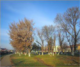 Photo: Parcul din Mr.1 Oprisani - 2018.01.01