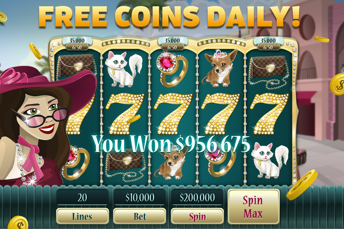Best Casino Video Slots - Free- screenshot