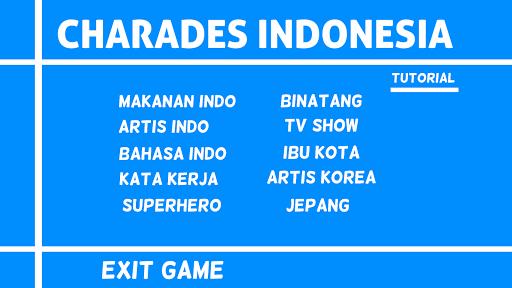 Tebak Kata -Charades Indonesia 1.2.1 screenshots 15