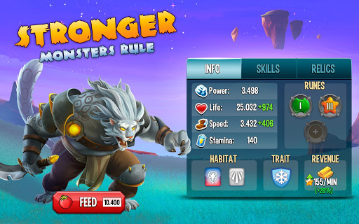 Monster Legends - RPG 7.1 screenshots 13