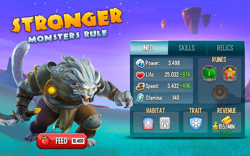 Monster Legends - RPG Screenshot 12