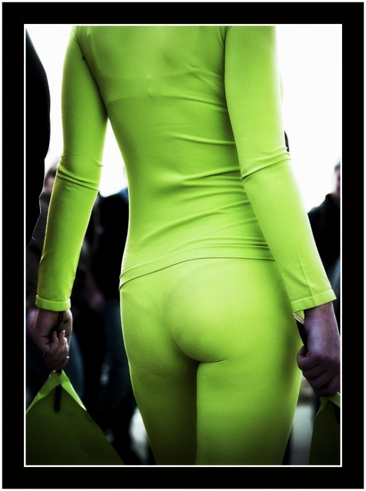 Green woman di marco pardi photo