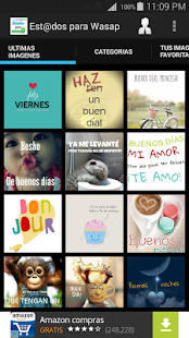 Frases y Estados para Whatsapp- screenshot thumbnail