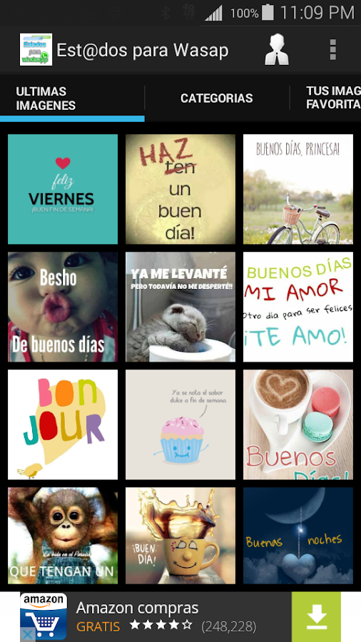 Frases y Estados para Whatsapp- screenshot