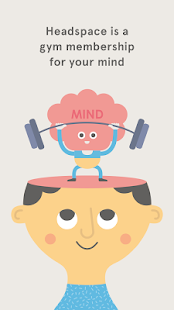 Headspace - meditation- screenshot thumbnail
