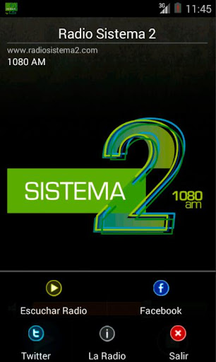 Radio Sistema 2 screenshot 5
