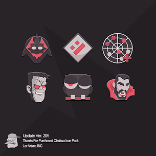 Cikukua Icon Pack v3.0.9 [Patched] APK 2