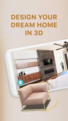 Homestyler - Interior Design & Decorating Ideas 4.0.0 screenshots 1
