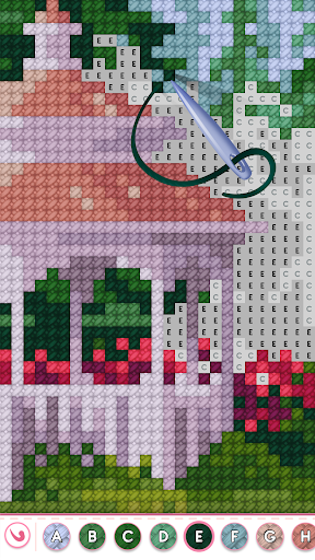 Cross-Stitch Masters 1.0.64 screenshots 2