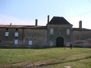 Photo: l'Abbaye de Beaupré