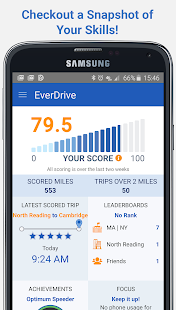 EverDrive™ - Safe Driving- screenshot thumbnail