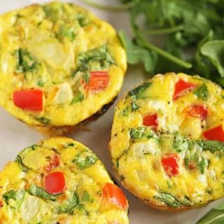 Healthy Veggie Egg Muffins