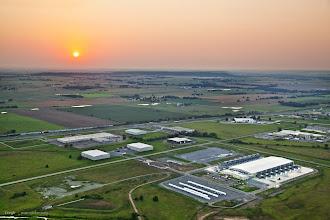 Photo: Final photo of Mayes County, Oklahoma from above (http://goo.gl/u4sfo)