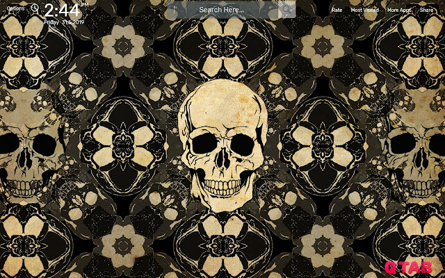 Interesting patterns Wallpapers HD Theme