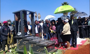 Mzansi's 'Number 1 Soweto Boy' has been laid to rest.