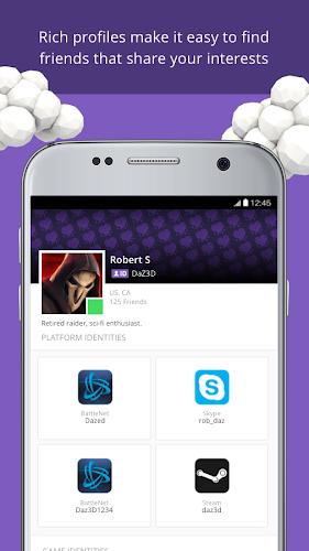 Twitch Messenger