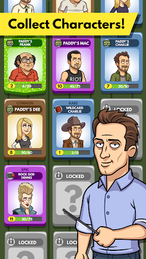 Itu2019s Always Sunny: The Gang Goes Mobile apkpoly screenshots 3