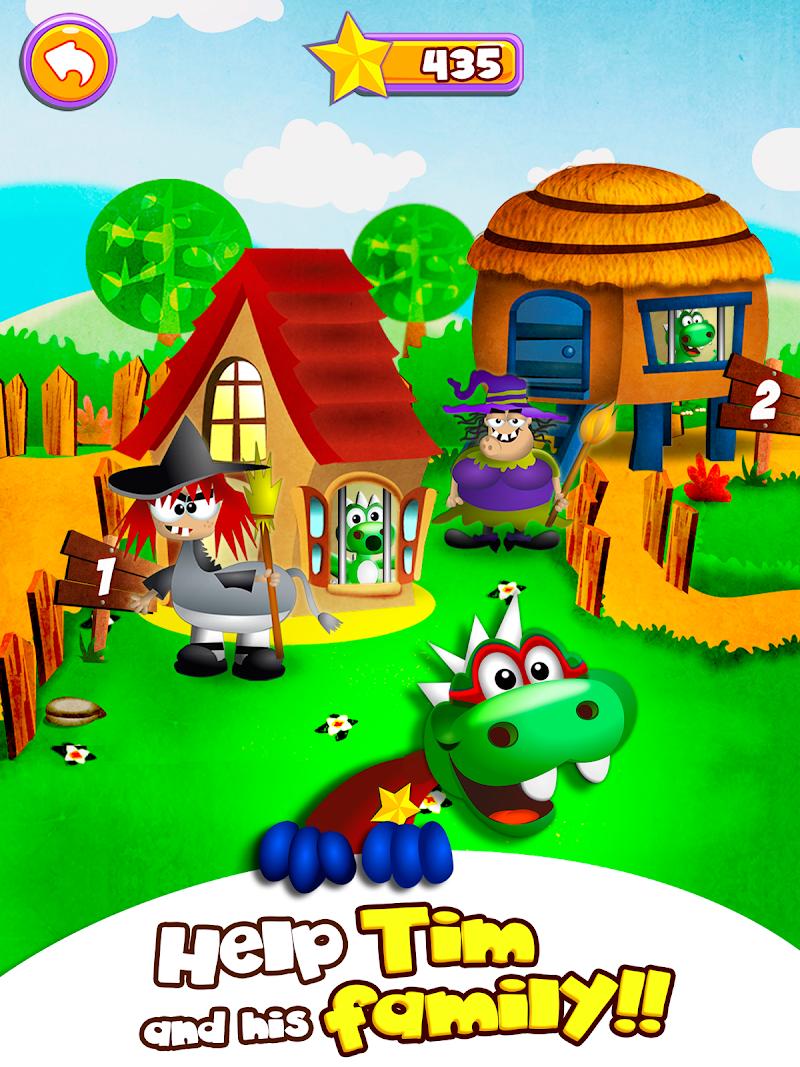 Dino Tim Full Version: Basic Math for kids Screenshot 9
